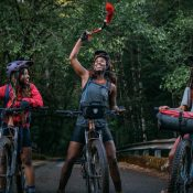 Travel Oregon film follows three women on bikepacking trip