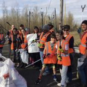 I-205 Path Litter Cleanup