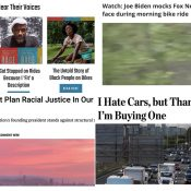 The Monday Roundup: Truck bloat, Rad story, Black voices, and more