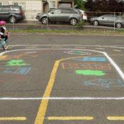 'Traffic gardens' bloom in Portland