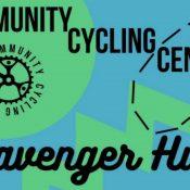 Community Cycling Center Scavenger Hunt Fundraiser