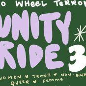 Unity Ride #3: Two Wheel Terrors