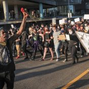 Walking advocacy group honors Don't Shoot PDX with 'Walkstar' award
