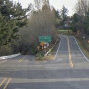 Armed vigilantes set up roadblocks on the Historic Highway in Corbett