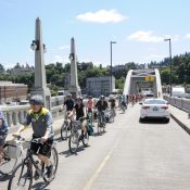 State of Oregon to consider new carfree bridge near Willamette Falls in Oregon City