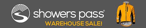 Showers Pass Warehouse Sale