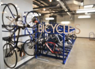City now offers bike parking subsidy for northwest Portland building owners