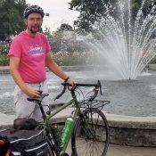 Remembering Dan Gebhart, who found community via cycling in Portland