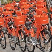 Fate of old Biketown bikes now in state hands