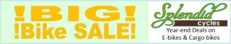 Splendid Cycles Big Sale