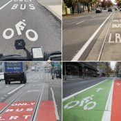 BAT, LRT, FAT, buses, bikes, freight: A guide to Portland's lanes