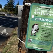 Portland's 'Go By Greenways' game is a fun excuse for a ride