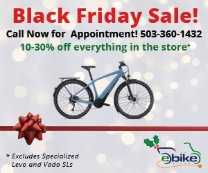 E-Bike Store Black Friday Sale