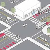 Portland rolls out next projects for 'Rose Lane' transit priority plan