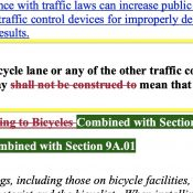 Proposed FHWA rule would ban bicycling on many U.S. roadways (Updated)
