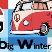 Biciclista Big Winter Garage Sale