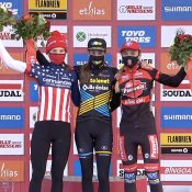 Honsinger impresses with 2nd place European World Cup finish