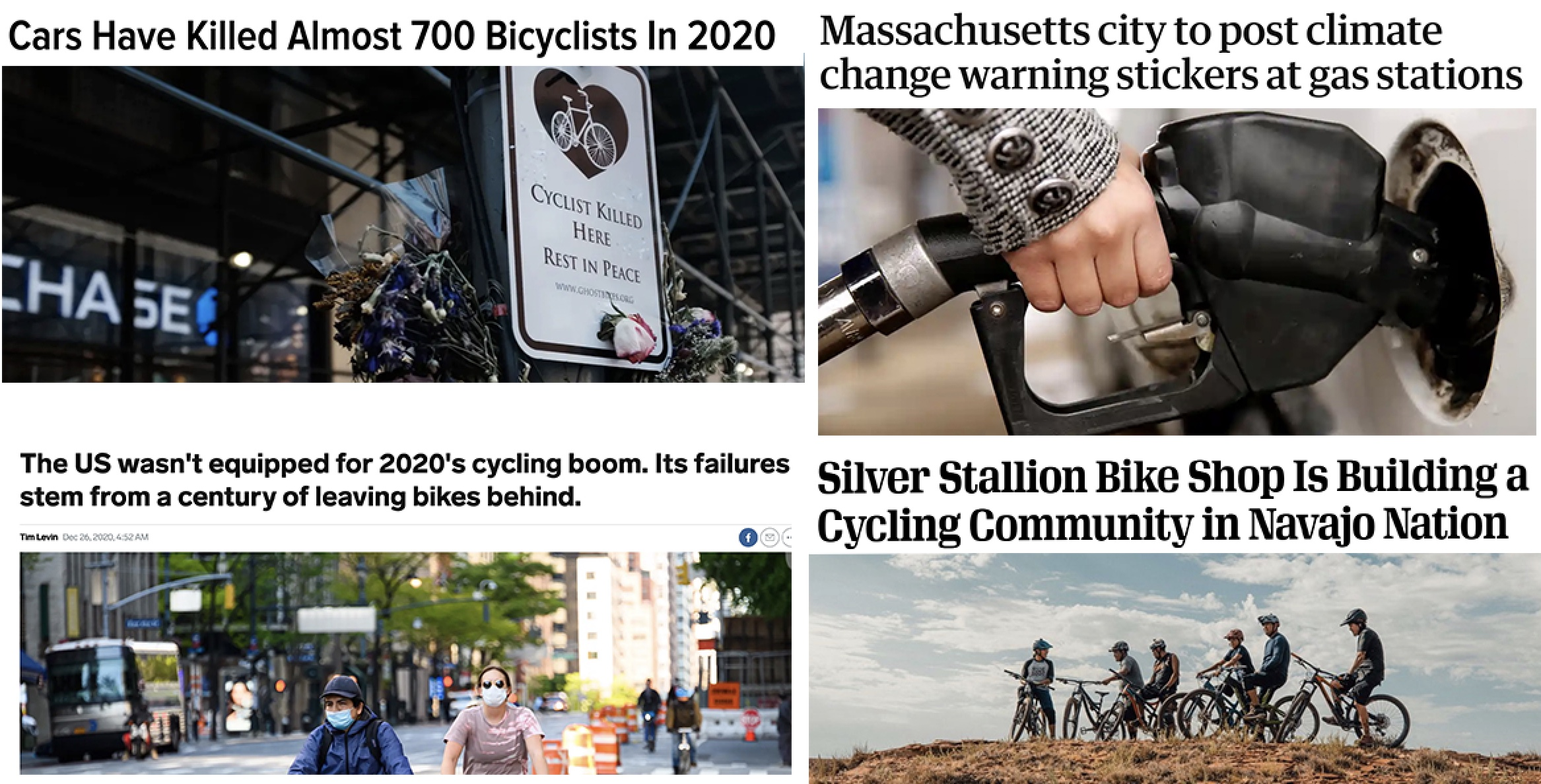 The Monday Roundup: World Cup Clara, bike share lawsuit, bike boom overview and more