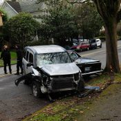 Intentional vehicular violence in southeast Portland leaves one dead, several injured