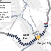 Oregon House bill would prohibit tolling on I-205