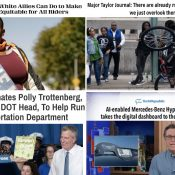The Monday Roundup: Trottenberg to USDOT, Black bike riders, being an ally, and more