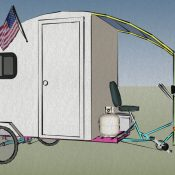 Portland-based nonprofit sees potential in pedal-powered, housing 'POD'
