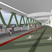 'What does a modern bicycle facility look like?' asks I-5 bridge project leader at kickoff meeting