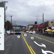 PBOT will reconfigure Hawthorne Blvd without adding bike lanes