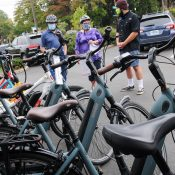 Backed by business and advocacy coalition, Blumenauer introduces 'E-BIKE Act'