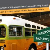 Multnomah County Health report documents racial inequities on our streets