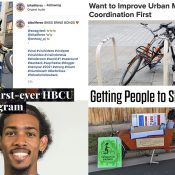 The Monday Roundup: HBCU cycling team, 'King Of Philly', Heidelberg, and more