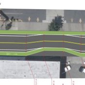 NE 7th Avenue bike lane design in flux due to one business owner