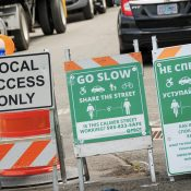 Portland eyes next phase for Covid-inspired 'Safe Streets' initiative