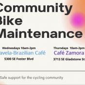Free Bike Maintenance & Advice
