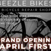 Beezle Bikes Grand Opening