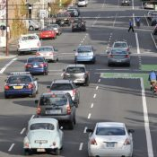 New protected bike lanes coming to key stretch of Hawthorne Blvd