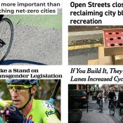 The Monday Roundup: Stand up for trans riders, keep the boom alive and more