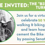 Bike Bill 50th Birthday Party