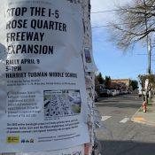 Lawsuit filed against USDOT over state's handling of I-5 Rose Quarter expansion