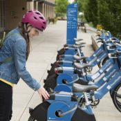 Eugene's new bike share operator partly funded by ODOT, and may be coming to a city near you