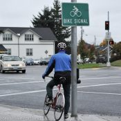 PBOT: Eastbound driving ban could improve 'complex' NE Alameda/57th intersection
