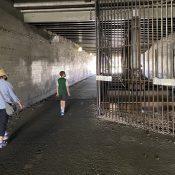 ODOT structure blocks over half of I-5 bridge tunnel path