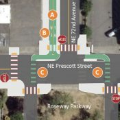 Time to weigh in on Cully Connector, a key piece of 70s Greenway