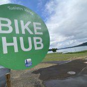 Regional gem Hagg Lake now has 'Bike Hubs'