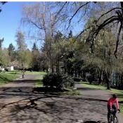 Riders take note: River View Cemetery is sacred ground, not a training ground
