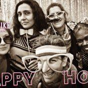 Filmed By Bike Happy Hour