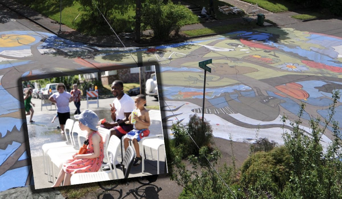 City re-starts block party and street painting permit program