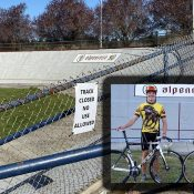 Alpenrose Velodrome played an important role in my life. I'm sad to see it go