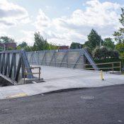 It's Flanders Crossing Eve! The bridge and bikeway will finally open!