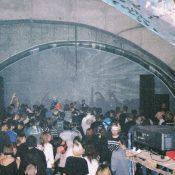 Underground Rave Ride